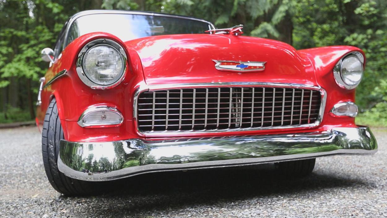 S01.F06: Chevrolet Bel Air