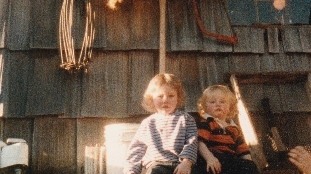Alaskan Bush People: Matt und Bam Bam