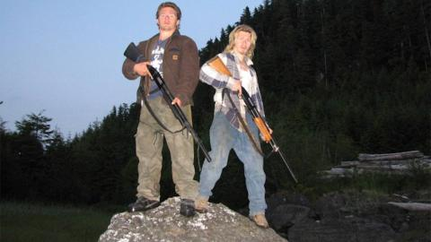 Alaskan Bush People: Matt und Bear Brown