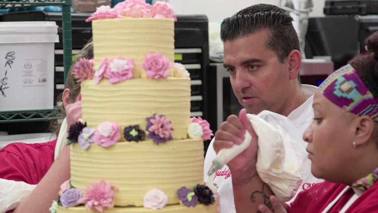 CAKE BOSS-INTERVIEW: Frage 2
