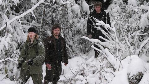 Alaskan Bush People: Bear, Matt und Gabe