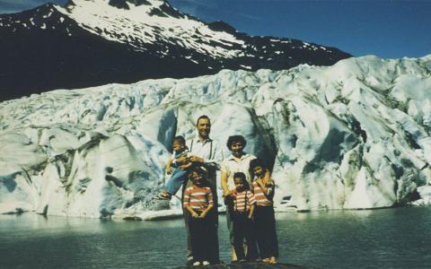 1959: Alaska wir ein eigener Staat