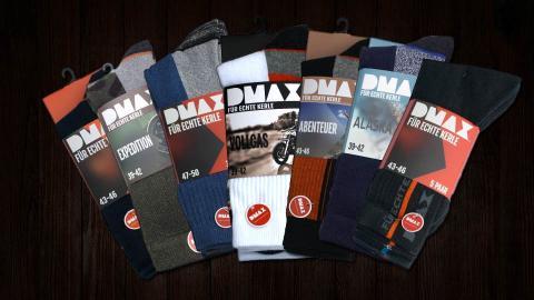 DMAX Socken