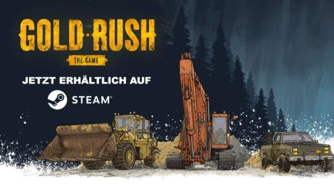 Gold Rush - The Game