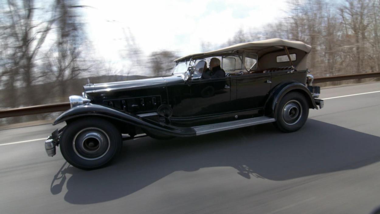 S09.F16: Roosevelts Packard