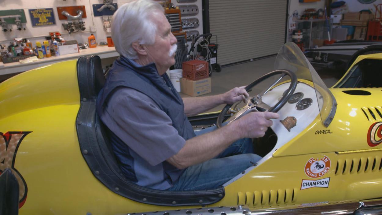S09.F17: V8 60 Midget & Ford Pickup Hot-Rod