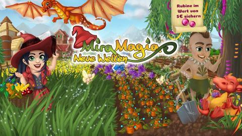 Miramagia - Neue Welten