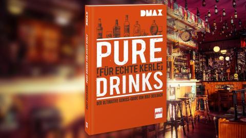 DMAX Pure Drinks für echte Kerle