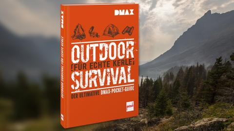 DMAX Outdoor-Survival Pocket Guide
