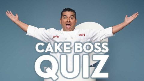 Cake Boss-Quiz