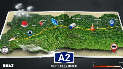 Die virtuelle A2 Karte